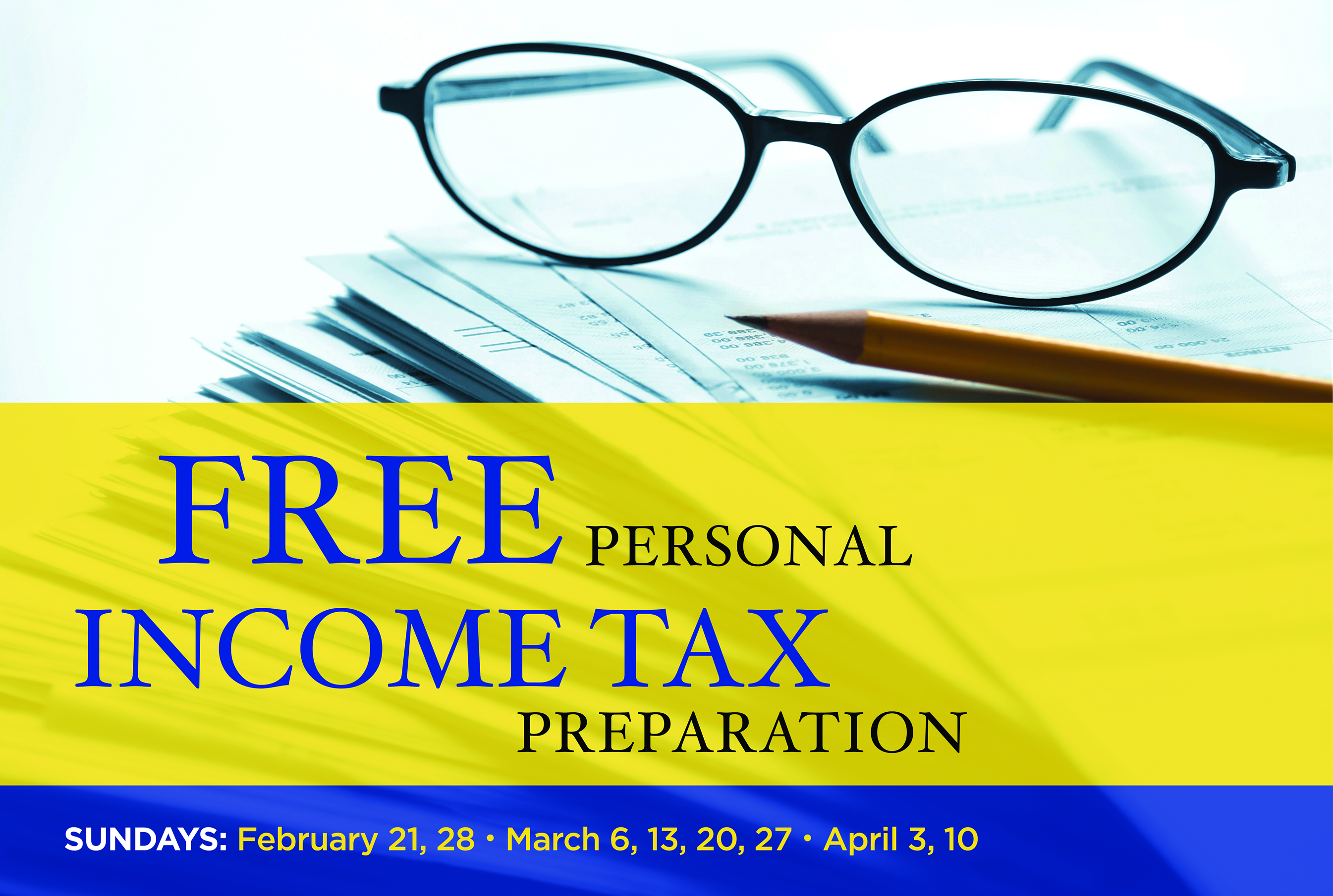 LAS offers free personal income tax preparation.