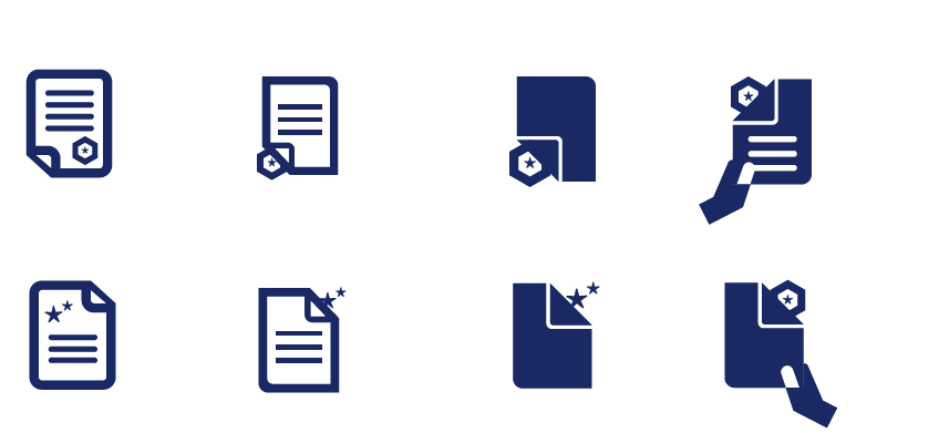 Membership Rewards Pricing Icon Concepts for American Express, designed by Joseph Cardenas