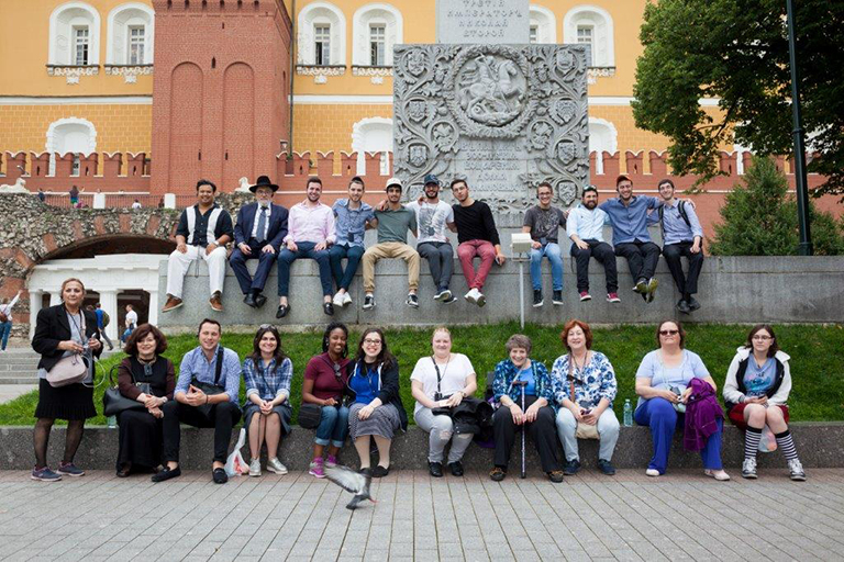 Touro College Summer Program in Moscow