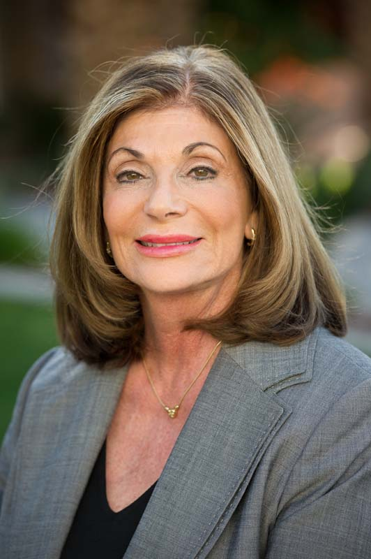 Former Nevada Congresswoman Shelley Berkley to the position of CEO and Senior Provost of Touro's Western Division.