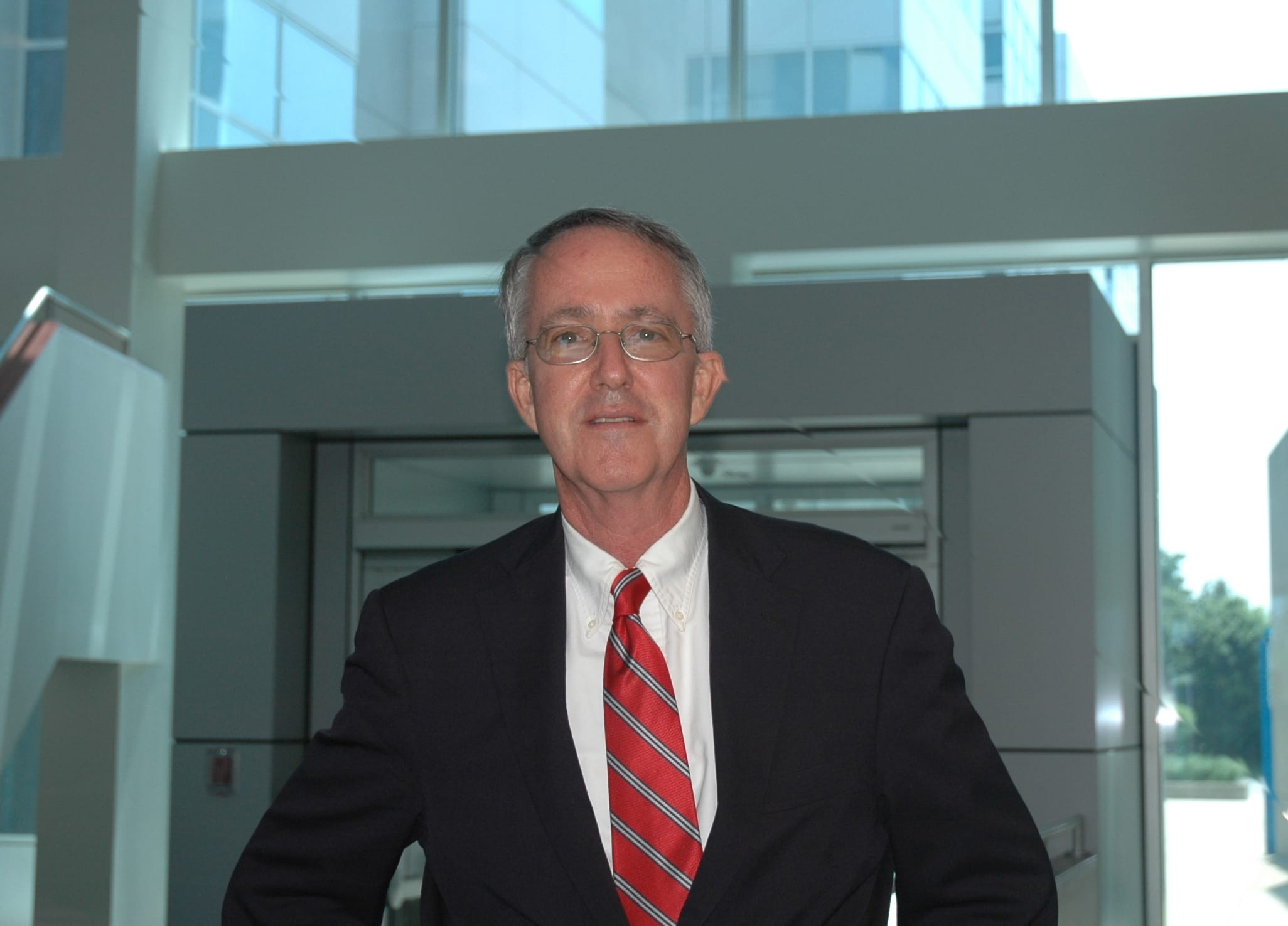 Fred Rooney, Director of new International Center for Post-Graduate Development & Justice