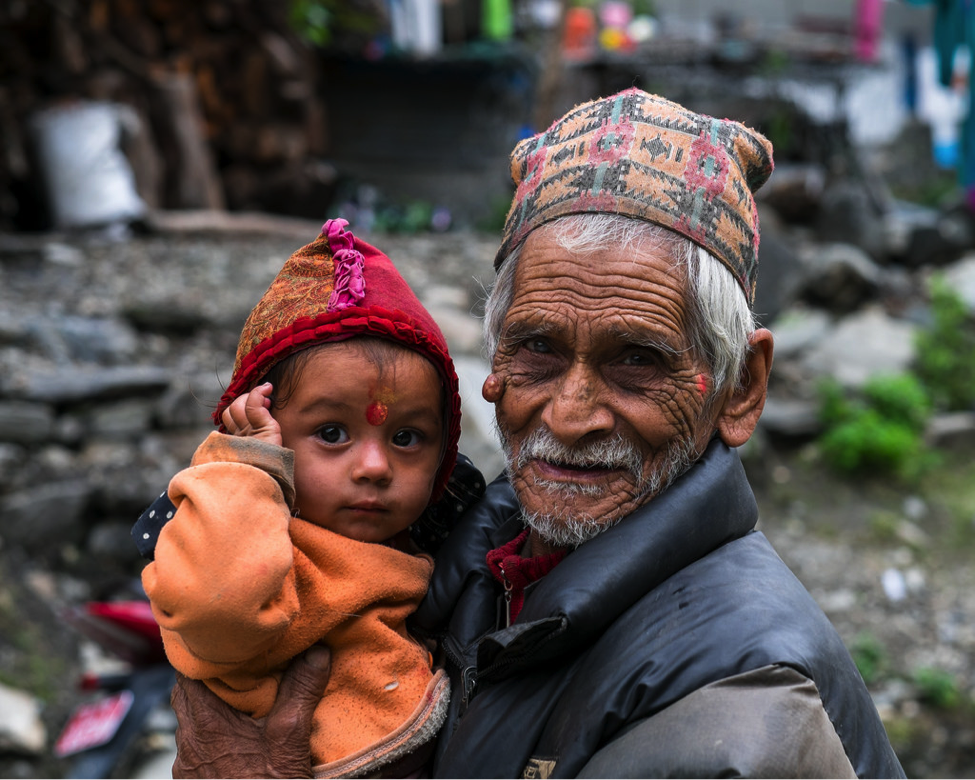 Victims of the Nepal Earthquake, April 2015